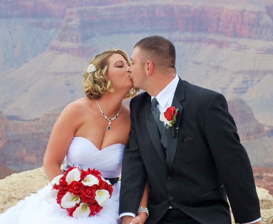 A Recent Grand Canyon Wedding